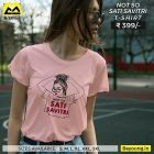 Buy Stylish T Shirt for Girls Online India @ Beyoung