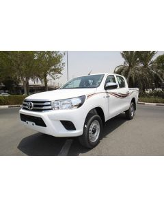 2020 Toyota Hilux Double Cab GL