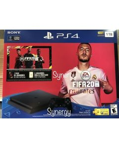 FIFA 20 PLAYSTATION 4 PS4 slim 1tb WITH FiFA 20 GAME NEW